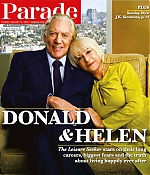 Parade Magazine (USA, January 14, 2018) - The Helen Mirren